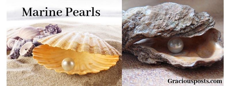 Marine-pearls