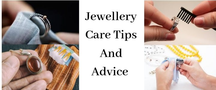 Jewelry Care tips & Advice | How to Clean jewellery