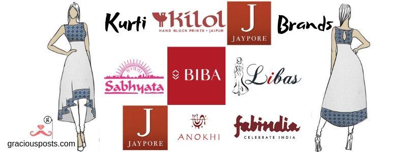 kurtis-brand-names