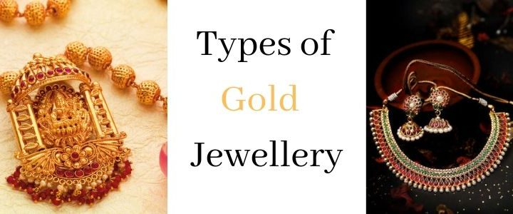Gold Jewellery Types – Colored, Contemporary And Fusion