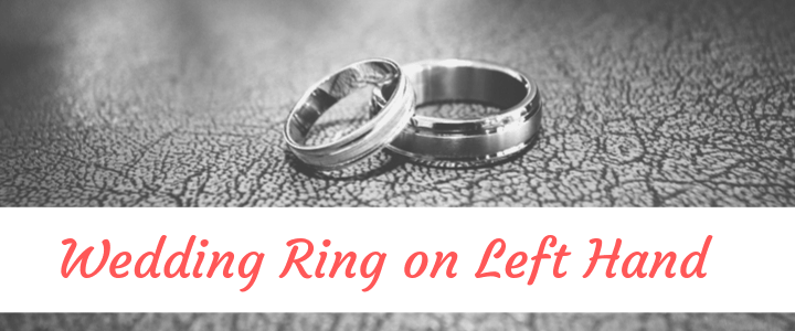 Wedding Ring Left or Right-On which hand it is more compatible