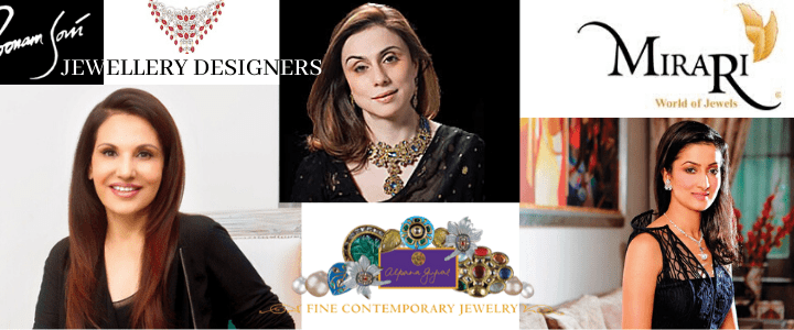 Top 10 Famous Indian Jewellery Designers 2020