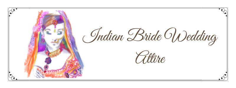 indian-bride-wedding-attire