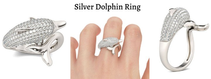 dolphin-ring