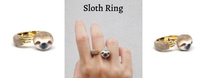 sloth-ring
