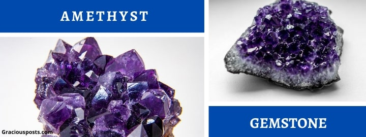 Amethyst gemstone benefits