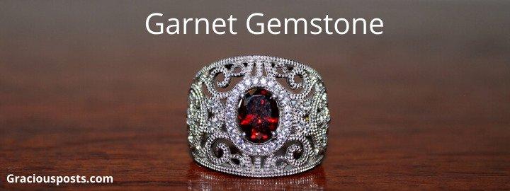 Garnet stone benefits
