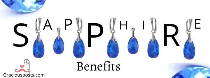 Sapphire gemstone benefits