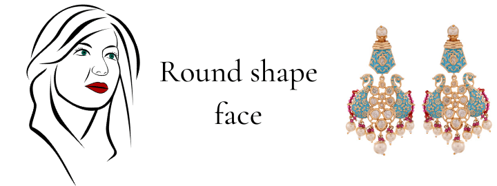 earrings-for-round-face-shape